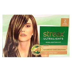 Streax Hair Cream Hair Colour Kit Light 1pc