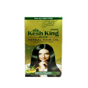 Kesh King Plus Herbal Hair Oil 120ml