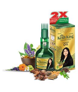 Kesh King Plus Herbal Hair Oil 60ml
