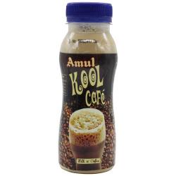 Amul Kool Milk Drink Cafe Bottle 200ml