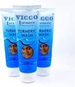 Vicco Turmeric Face Wash 70g