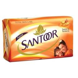 Santoor Soap 6x75g