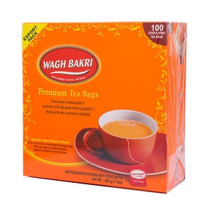 Wagh Bakri Premium Tea Bags 100s