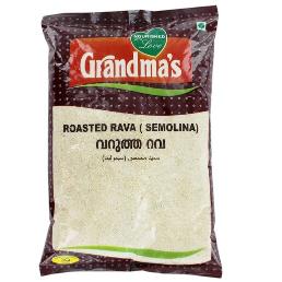 Grandmas Roasted Rava 1kg