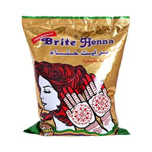 Brite Henna Powder 500g