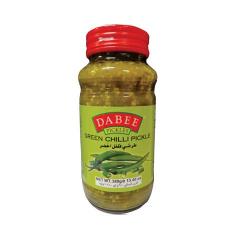 Dabee Green Chilli Pickle 400g