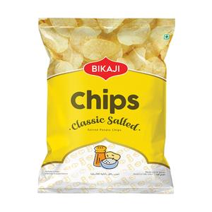 Bikaji Potato Chips Classic Salted 100g