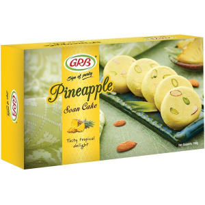 Grb Soan Cake Pineapple 200g