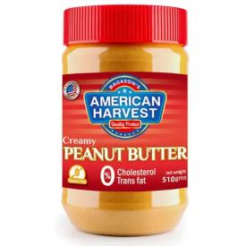 American Harvest Peanut Butter Creamy 1pc