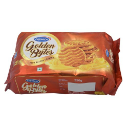 Cremica Butter Cookies Golden Byts 90g