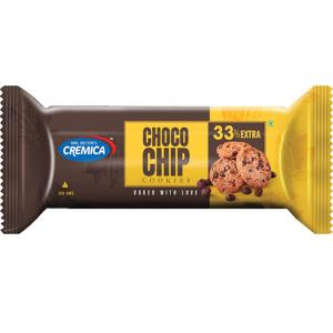 Cremica Choco Cookies Chip Of Joy 100g