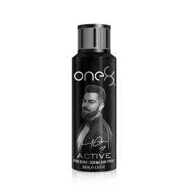 One8 Body Spray Homme Active 200ml