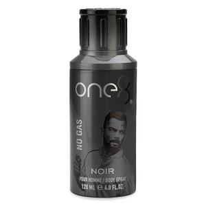 One8 Body Spray Noir No Gas 120ml