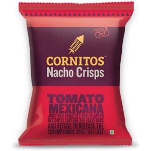 Cornitos Nacho Crisps Tomato Maxica 55g
