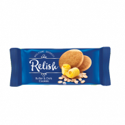 Relish Cookies Butter And Oat 42g