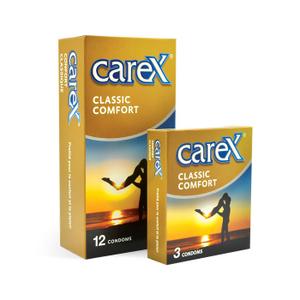 Carex Condoms Classic Comfort 12s