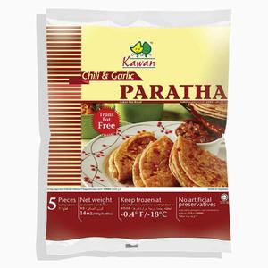 Kawan Paratha Chilli Garlic 400g