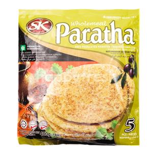 Sk Kitchen Paratha Extra Olive Oil 400g