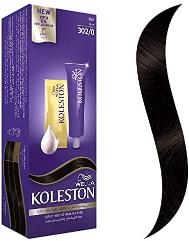 Koleston Hair Colour Kit Dark Night Black 1/0 1kit