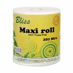 Bliss Maxi Rolls Plain 350m 1roll