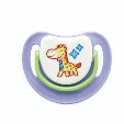 Pigeon Silicone Pacifier Step-3 Giraffe 8+ Months 1pc