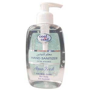 Cool & Cool Aqua Hand Sanitizer Gel 500ml + 250ml