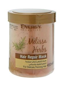 Energy Melissa Herbs Hair Repair Mask 450ml