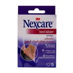 Nexcare Heel Blister Bandages Hbb-5 1pack