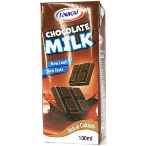 Unikai Uht Chocolate Milk 6x200ml