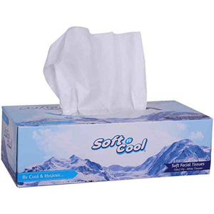 Soft N Cool Facial Tissue 2ply 150s