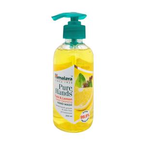 Himalaya Pure Lemon & Tulsi Hand Wash 250ml