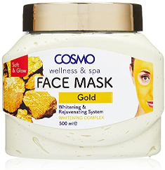 Cosmo Face Mask Gold 625g