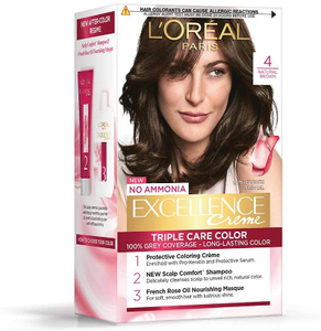 Excellence Hair Color Natural Brown 2pack