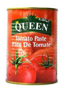 Queen Tomato Paste Tin 400g