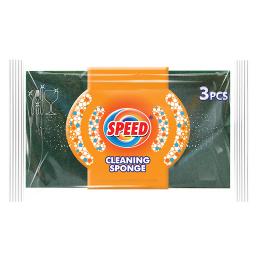 Speed Flat Sponge 3s