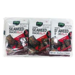 Bibigo Snack Gim Seaweed 3x5g