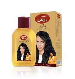 Vasmol Rootz Almond Hair Oil 200ml