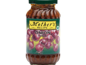 Mother's Recipe Madras Onion Pickle 300g