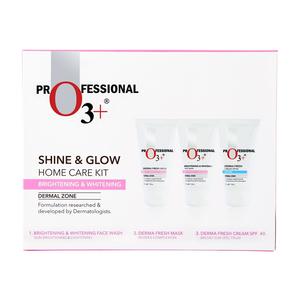 Oh Facial Kit Shine & Glow 2x50g