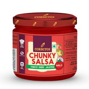 Cornitos Chunky Salsa Mild 330g