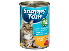 Snappy Tom Assorted 6x400g