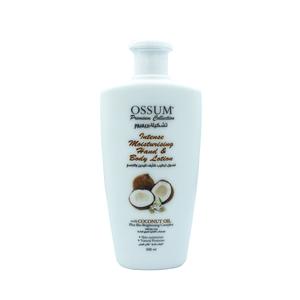 Ossum Coconut Oil Hand & Body Lotion 500ml