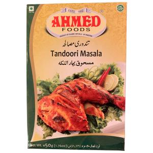 Ahmed Tandoori Masala 50g