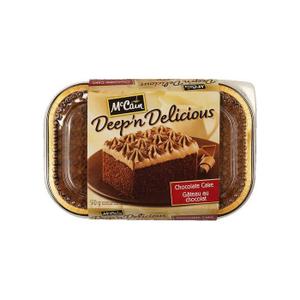Mccain Chocolate Cake 510g