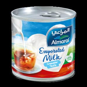 Almarai Evaporated Milk Low Fat 170g