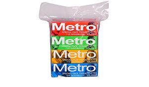 Metro Facial Tissue 200s