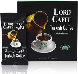 Lord Turkish Coffee Cardamom 2x250g