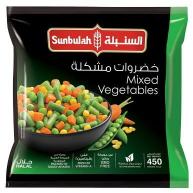 Sunbulah Mix Vegetables 2x450g