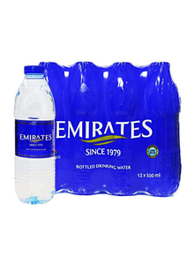 Emirates Water 12x500ml