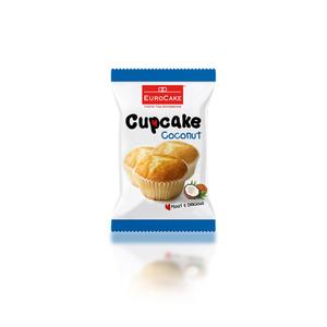 Eurocake Coconut Cupcake 30g